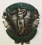 1941 Bing Crosby Golf Tournament Contestant Pin won by Sam Snead