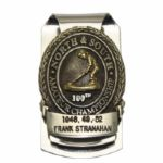 Frank Stranahans Personal Money Clip-100th Anniversary of North/South Amateur