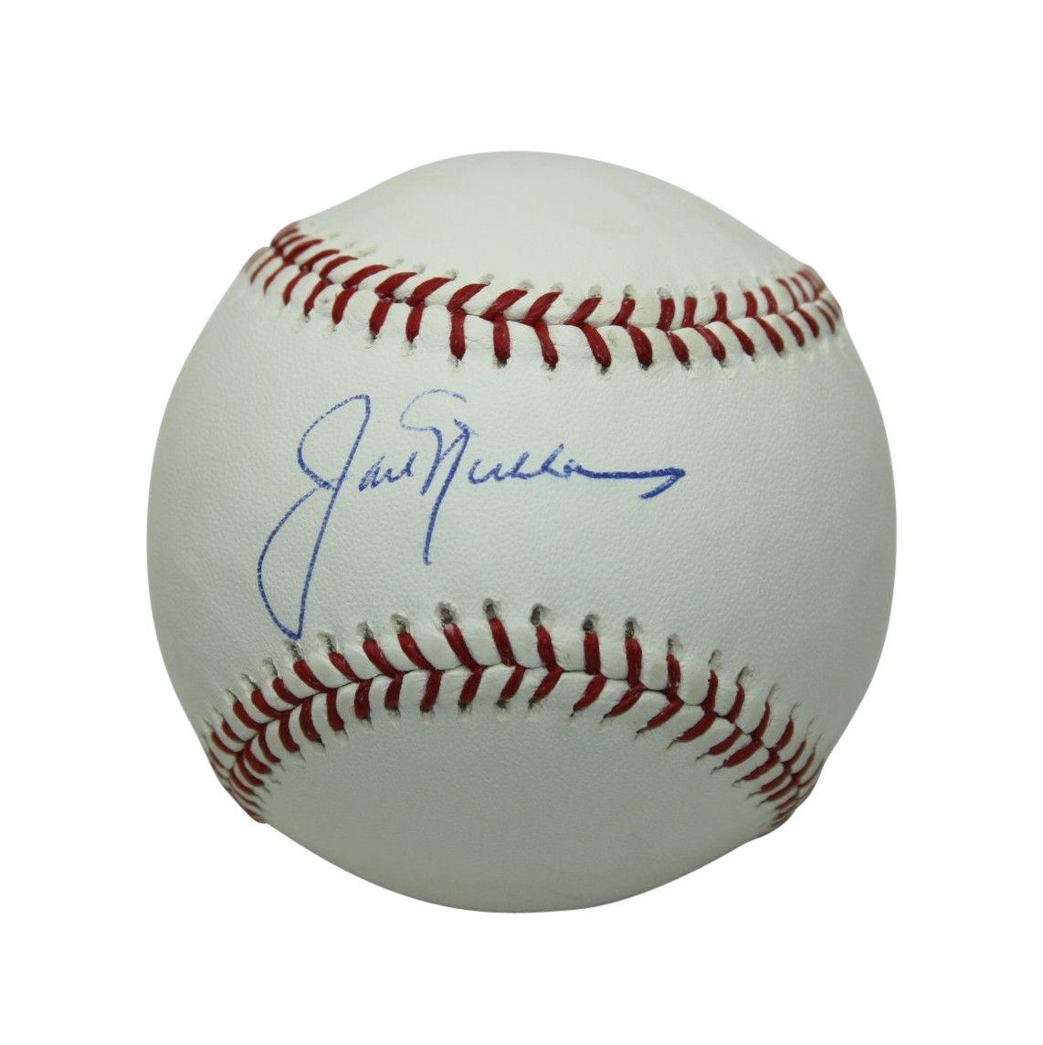 e9339f914fb Lot Detail - Jack Nicklaus Signed Baseball JSA Full Letter Cert#X98105