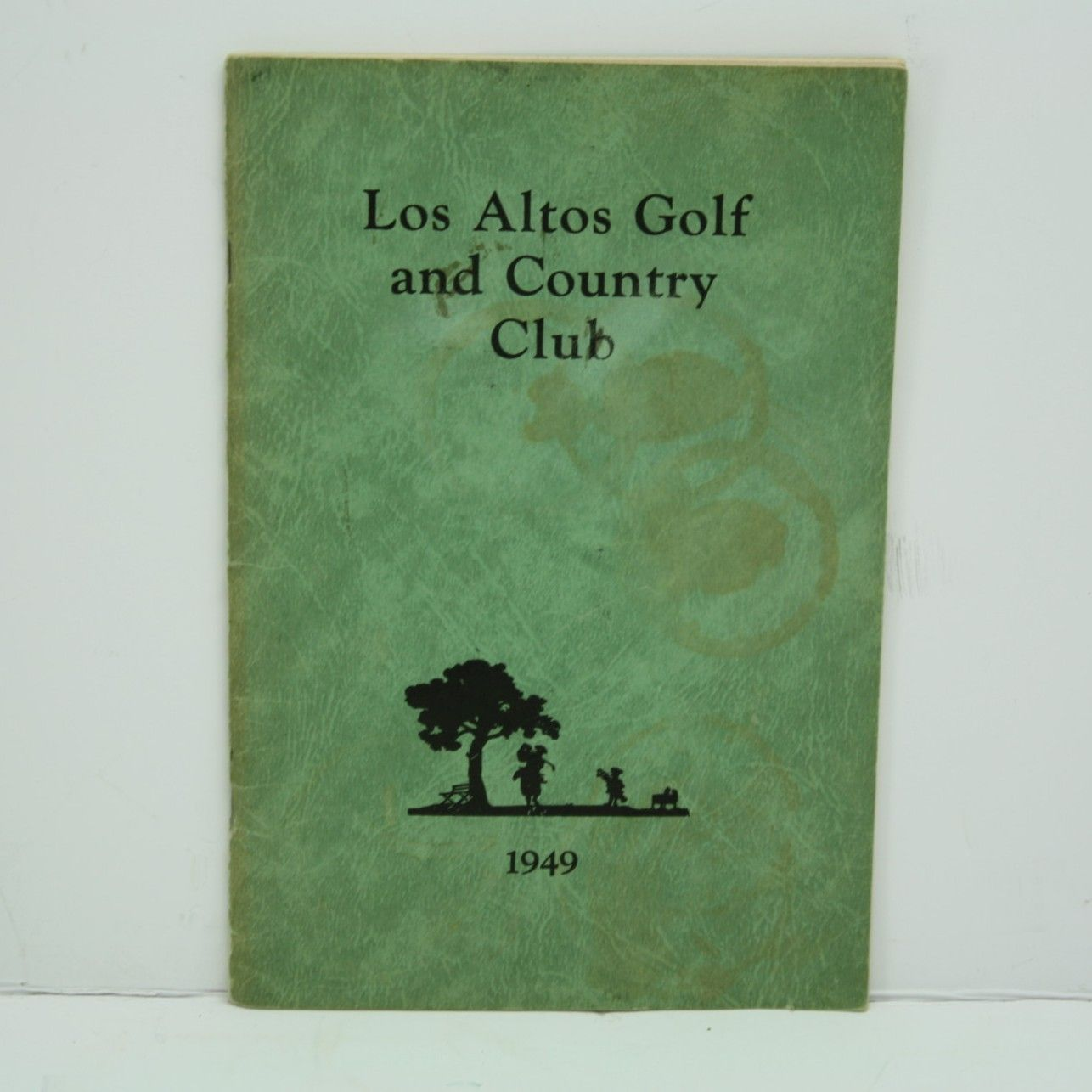 Lot Detail - Lot of Three Los Altos Golf and Country Club ...