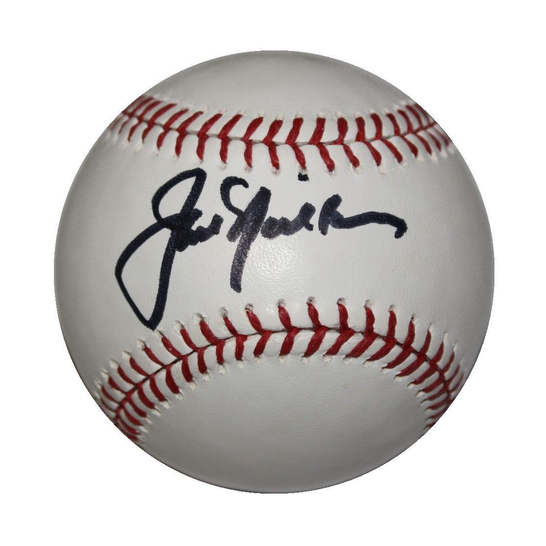 755aaedb601 Jack Nicklaus Signed Rawlings Baseball JSA Full Letter Cert #Y00131 ...