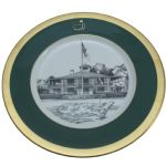 1997 Masters Lenox Limited Edition Members Plate - #12