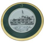1996 Masters Lenox Limited Edition Members Plate - #9