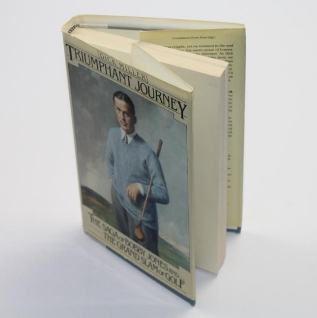 Lot Detail - 'Triumphant Journey - Saga of Bobby Jones and ...