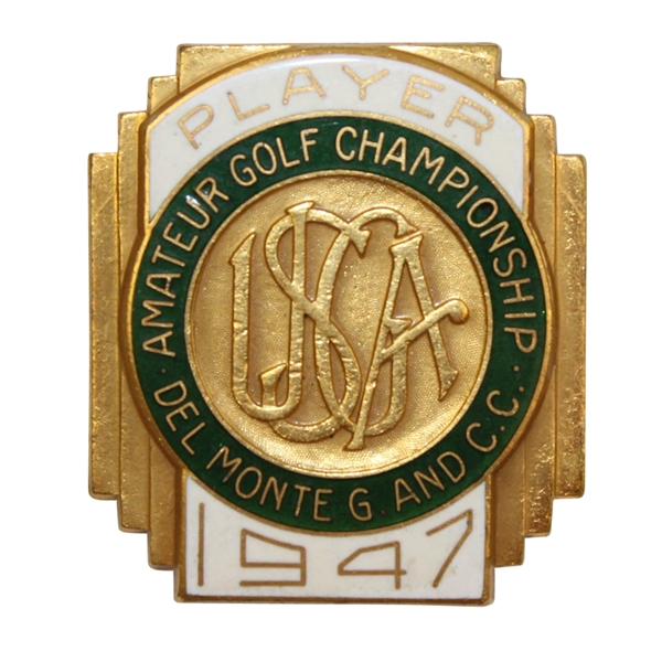 1947 us amateur golf