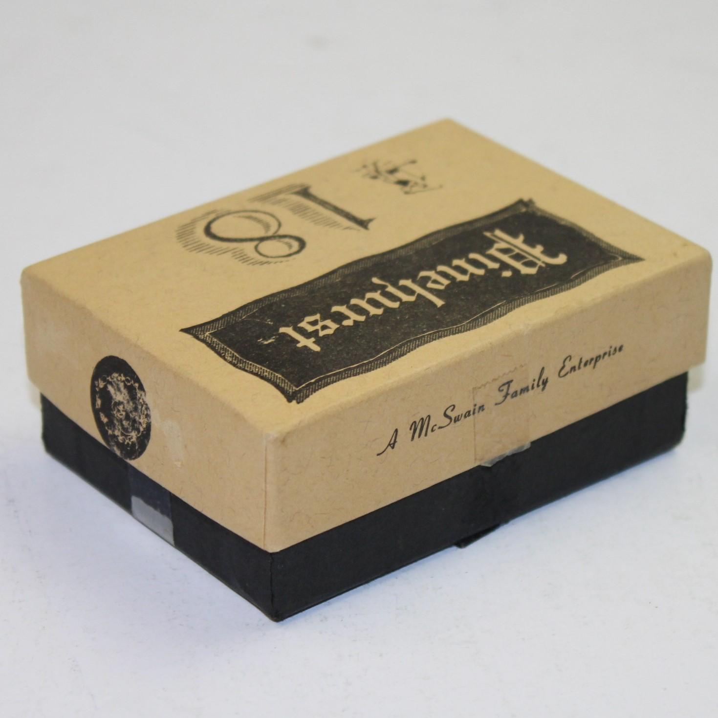 original box packaging