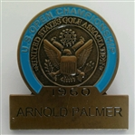 2017 US Open Arnold Palmer 1960 Commemorative Contestant Badge - Limited!