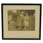 1926 American Dental Poland Springs Golf Club Photo - Framed - McMahon Collection