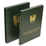 Pine Valley Golf Club: A Unique Haven of the Game Golf Book with Slipcase - Barrett Collection