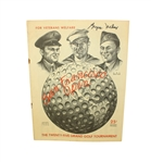 1946 San Francisco Open Championship Program Signed by Byron Nelson JSA ALOA