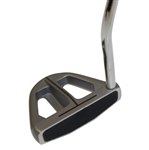 Bobby Grace Hole Seeking Material Pat. Pend. Mallet Putter with Headcover