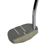 Bobby Grace AN-7 HSM US Pat D360.009 Mallet Putter with Headcover