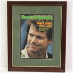 Tom Watson Signed 6/28/82 Sports Illustrated - Framed JSA ALOA