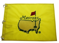 1997 Masters Embroidered Undated Flag - Seldom Seen