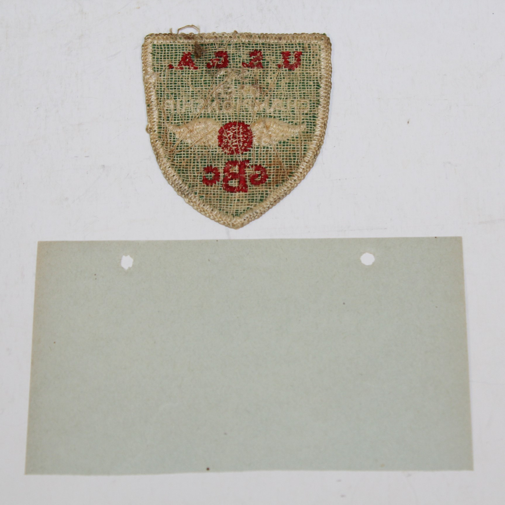 lot detail - 1954 us open championship items