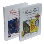 The Phoenix Open - Volumes 1 & 2 Signed by Author Jack Mishler