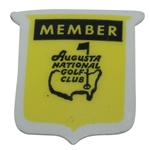 1970s Augusta National Golf Club Member Badge - Seldom Seen