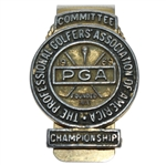 1969 PGA Committee Championship Badge - NCR Country Club