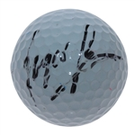 Sergio Garcia Signed Golf Ball - Match Used In 1st Career Victory JSA ALOA