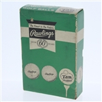 Rawlings Tam Dozen Golf Balls - Box Only - Roth Collection