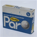 Dunlop Par For the Average Golfers Dozen Golf Balls - Three Sleeves Only - Roth Collection
