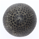 Vintage Large Circle Bramble Pattern Golf Ball - Roth Collection