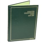 Greater Greensboro Open 50th Anniversary Book - 1938-1988 - Roth Collection
