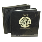 Golf - Woods, Irons, and Memorabilia (& Golf in the Year 2000, a 19th Science Fiction Story) Ltd Ed by David Stirk