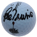 Lee Trevino Signed Merion Golf Club Logo Golf Ball JSA ALOA