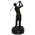 Ben Hogan Bronze Statue by Ron Tunison