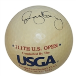 Rory McIlroy Signed 2011 US Open at Congressional Inflatable Golf Ball JSA ALOA