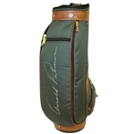 Arnold Palmer Signed Latrobe CC Hot-Z Golf Bag - Large Signature JSA ALOA