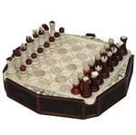 History Craft Golf Themed Chess Set - Self Contained