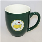 Masters Undated Augusta Green Ceramic Coffee Mug - Unused