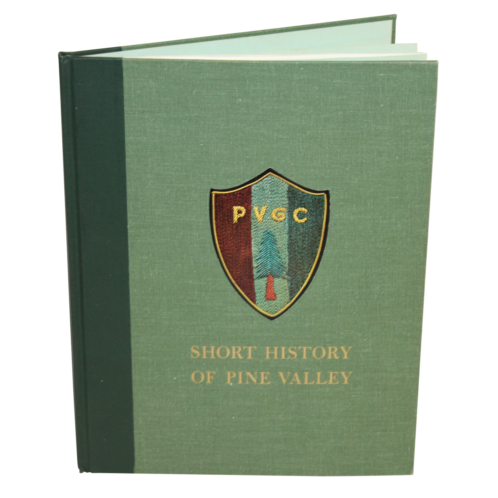 Lot Detail - 1963 1st Ed. Pine Valley 'Short History of ...