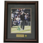 Craig Stadler Signed Masters Shot Display - Framed JSA ALOA