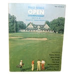 1962 US Open at Oakmont Country Club - Jack Nicklaus Win