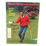 George Archer Signed April 21, 1969 Sports Illustrated Magazine - Masters Win JSA #P36748