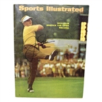Jack Nicklaus Signed June 26, 1967 Sports Illustrated Magazine - 2nd US Open Win JSA #P36682