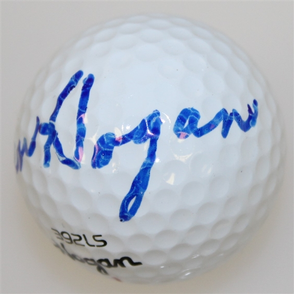 Ben Hogan Signed Hogan392LS Golf Ball - Full JSA Letter #Y69964