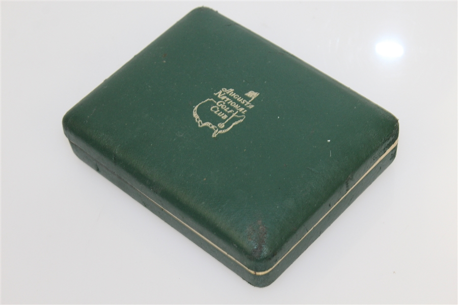 Augusta National Golf Club Undated Playing Cards in Case