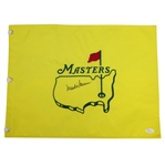 Mark OMeara Signed Undated Masters Embroidered Flag JSA #T66097