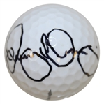 Rory McIlroy Signed Masters Logo Golf Ball JSA ALOA