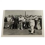 Ben Hogan June 26, 1953 Original Press Photo - British Open