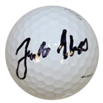 Justin Thomas Signed Golf Ball - Full Name JSA #S63298