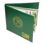 Arnold Palmer Course Design Co. Binder - Set of PGA Tour Pro-Set Cards