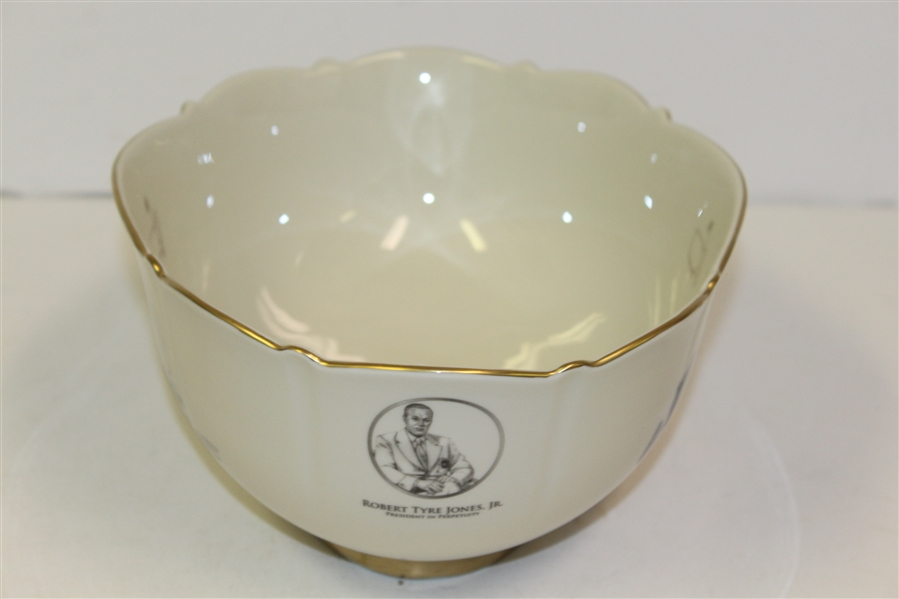 Augusta National Golf Club Pickard Porcelain Bowl - 2014 Masters Member Gift in Original Box