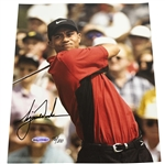 Tiger Woods Signed Ltd Ed 1997 Masters Major Moments Photo 96/100 #BAJ24807