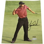 Tiger Woods Signed Ltd Ed 2001 Masters Major Moments Photo 84/100 #BAJ25269