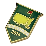 2014 Masters Tournament Employee Pin